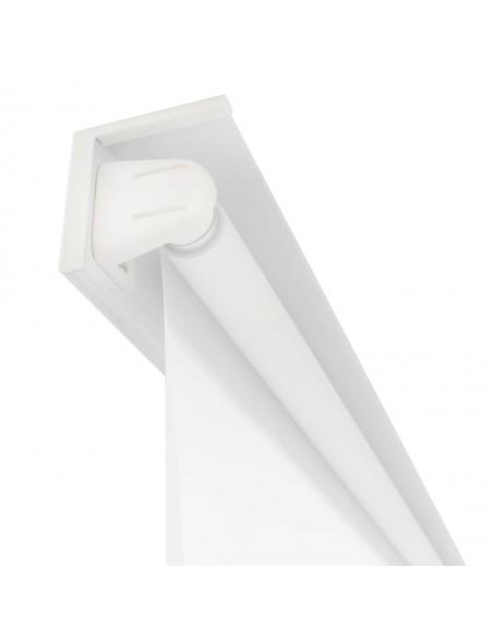 Tvoros segmentai su stulpais, 6x0,8 m, antracito spalvos | Tvoros Segmentai | duodu.lt