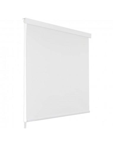 Dušo roletas, 140x240 cm, baltas  | Dušo užuolaidos | duodu.lt