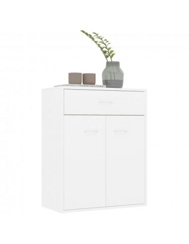 Valgomojo komplektas, 3 dalių, baltos spalvos, plastikas | Virtuvės ir Valgomojo Baldų Komplektai | duodu.lt
