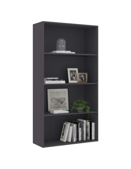 Sodo poilsio baldų komplektas, 4 dalių, juodas, poliratanas | Lauko Baldų Komplektai | duodu.lt