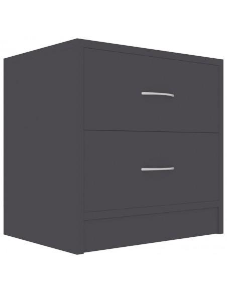 Sodo poilsio baldų komplektas, 7 dalių, pilkas, poliratanas | Lauko Baldų Komplektai | duodu.lt