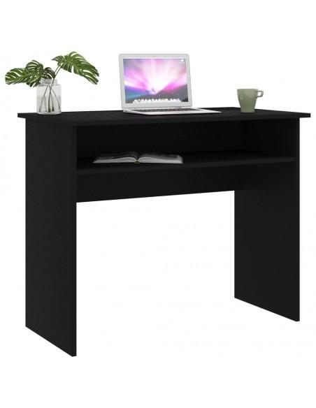 Pasukama biuro kėdė, juodos spalvos, dirbtinė oda (287391) | Ofiso Kėdės | duodu.lt