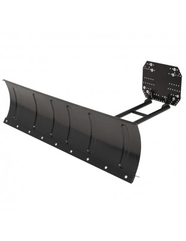 Sniego valytuvas visureigiams, 150x38 cm, juodas   Sniego Kastuvai   duodu.lt