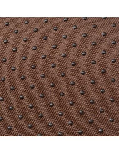 Atlošiamų sofų komplektas, 2 dalių, rudas, dirbtinė oda | Foteliai, reglaineriai ir išlankstomi krėslai | duodu.lt