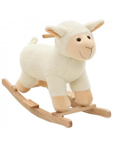 Supamas gyvūnas, avis, pliušas, 78x34x58cm, baltas   Supamieji Žaislai   duodu.lt