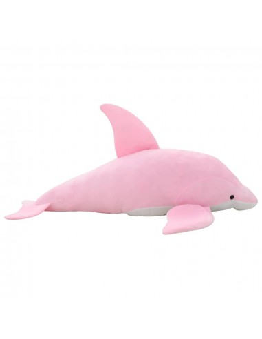 Minkštas žaislinis delfinas, rožinis, pliušinis | Pliušiniai gyvūnai | duodu.lt