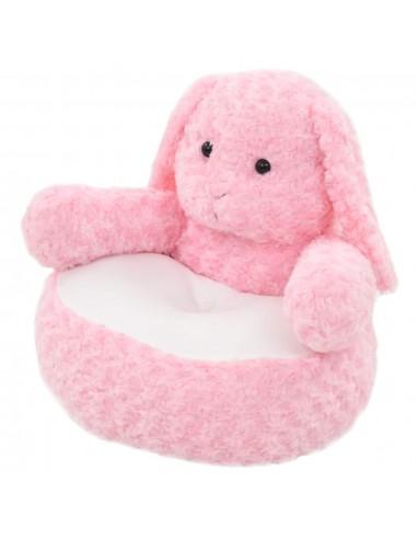 Minkštas žaislas triušis, rožinis, pliušinis   Pliušiniai gyvūnai   duodu.lt