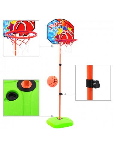 Vaikiškas krepšinio lanko ir kamuolio rinkinys   Krepšinio Žaislai   duodu.lt