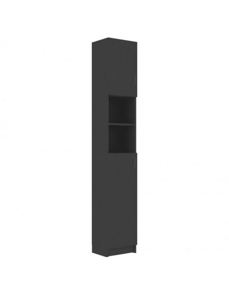 Sofos komplektas, 2 dalių, tamsiai pilkos spalvos, audinys | Sofos | duodu.lt