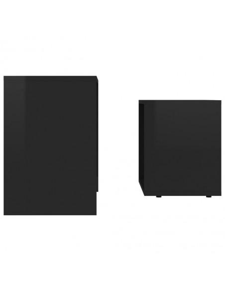 Sofos komplektas, 2 dalių, geltonas, audinys (288699+288719) | Sofos | duodu.lt