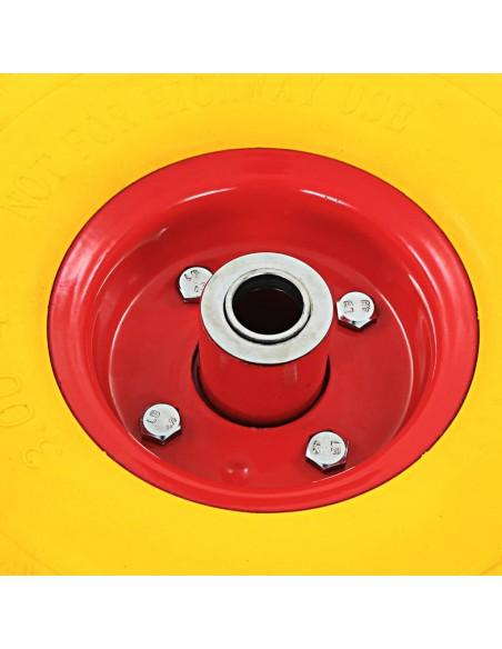 Kabelių apsaugos, 4 vnt., 2 kanalai, guminės, 101,5cm  | Kelio ženklai | duodu.lt