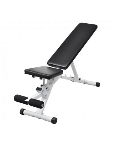 Treniruočių suolelis su atrama kojoms | Svorių Kėlimo Įranga ir Skersiniai | duodu.lt