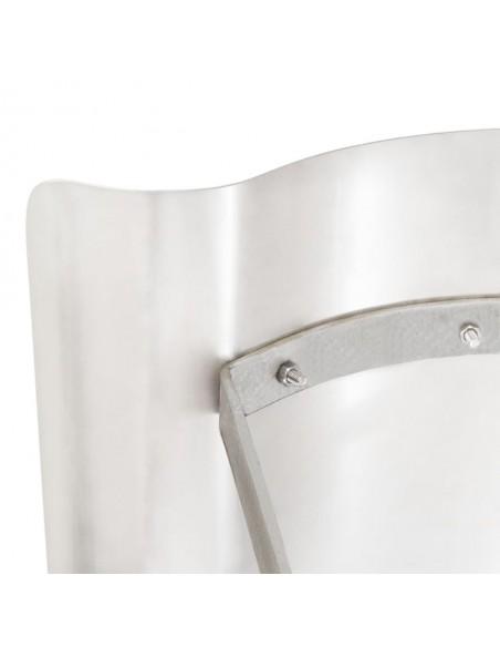 Dušo roletas, 160x240 cm, kvadratų raštas    Dušo užuolaidos   duodu.lt