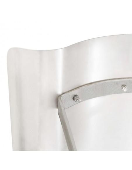 Dušo roletas, 120x240 cm, apskritimų raštas  | Dušo užuolaidos | duodu.lt