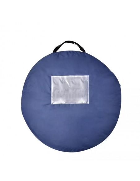 Skalbinių krepšys, baltos spalvos, bambukas, 72l | Baltinių Krepšiai | duodu.lt