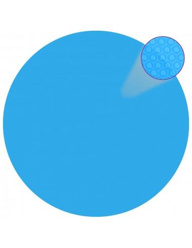 Apvalus Baseino Uždangalas, 549 cm, PE, Mėlynas | Baseinų Uždangailai ir Apsauginės Plėvelės | duodu.lt