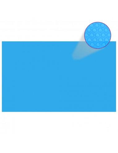 Baseino apdangalas, stačiakampio formos, 260x160cm, PE, mėlynas | Baseinų Uždangailai ir Apsauginės Plėvelės | duodu.lt