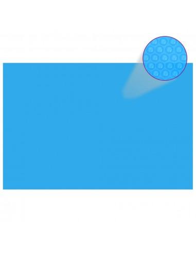 Stačiakampis Baseino Uždangalas, 300 x 200 cm, PE, Mėlynas | Baseinų Uždangailai ir Apsauginės Plėvelės | duodu.lt