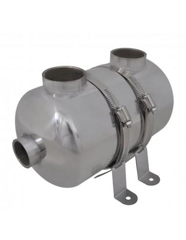 Baseino Šilumokaitis 292 x 134 mm, 28 kW   SPA ir Baseinų Aksesuarai   duodu.lt