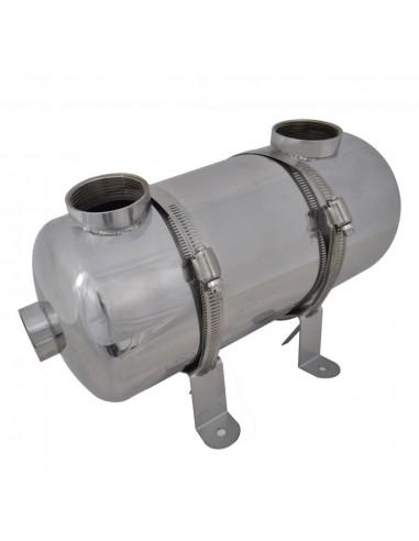 Baseino Šilumokaitis 355 x 134 mm, 40 kW   SPA ir Baseinų Aksesuarai   duodu.lt