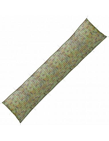 Kamufliažinis tinklas su laikymo krepšiu, 1,5x10 m   Apsauginė medžioklės ir šaudymo įranga   duodu.lt