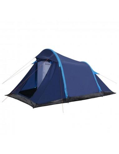 Stovyklavimo palapinė, mėlyna, 320x170x150/110cm   Palapinės   duodu.lt