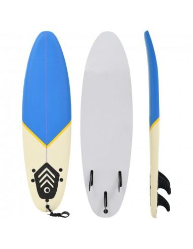Banglentė, 170cm, mėlynos ir kreminės spalvų | Banglentės Surfboard | duodu.lt
