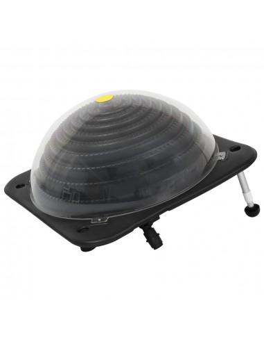 Baseino šildytuvas su saulės baterija, 75x75x36 cm HDPE Aliuminis   Baseino Šildytuvai   duodu.lt