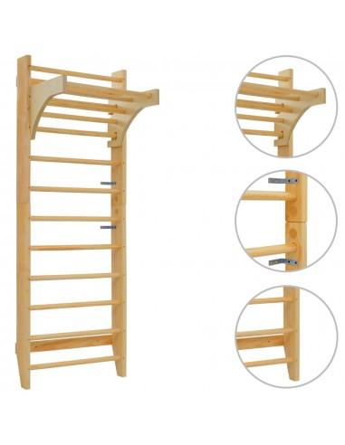 Sieninė karstyklė, 80x55x220 cm, mediena   Gimnastikos treniruokliai ir balansavimo įrenginiai   duodu.lt