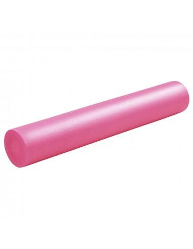 Jogos volas, rožinės spalvos, 15x90cm, pūstas polietilenas    Putų ritinėliai   duodu.lt