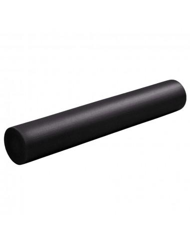 Jogos volas, juodos spalvos, 15x90cm, pūstas polietilenas  | Putų ritinėliai | duodu.lt