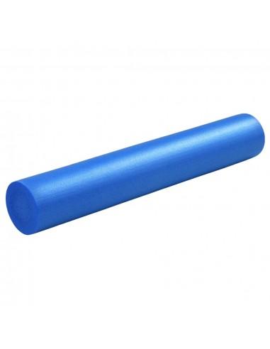 Jogos volas, mėlynos spalvos, 15x90cm, pūstas polietilenas  | Putų ritinėliai | duodu.lt