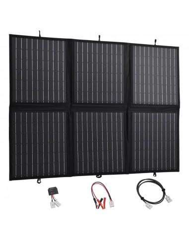 Sulankstomos saulės energijos plokštės įkroviklis, 120W, 12V | Saulės moduliai | duodu.lt