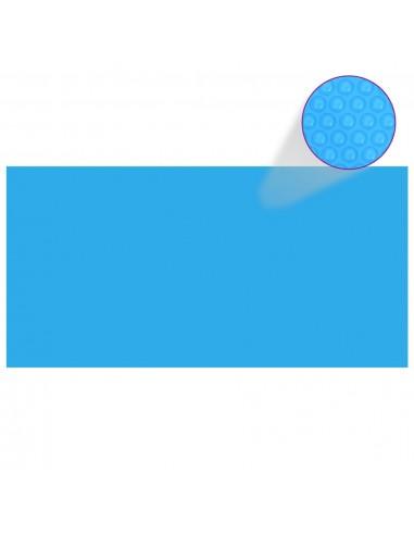 Baseino uždangalas, mėlynos spalvos, 975x488cm, PE   Baseinų Uždangailai ir Apsauginės Plėvelės   duodu.lt