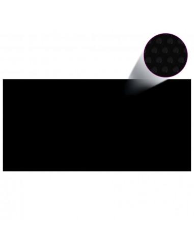 Baseino uždangalas, juodos spalvos, 450x220cm, PE   Baseinų Uždangailai ir Apsauginės Plėvelės   duodu.lt