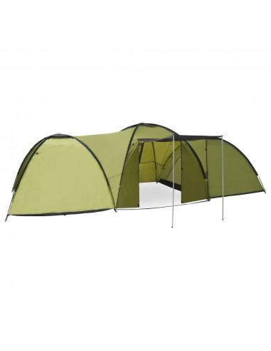 Stovyklavimo palapinė, 650x240x190cm, žalia, iglu tipo   Palapinės   duodu.lt