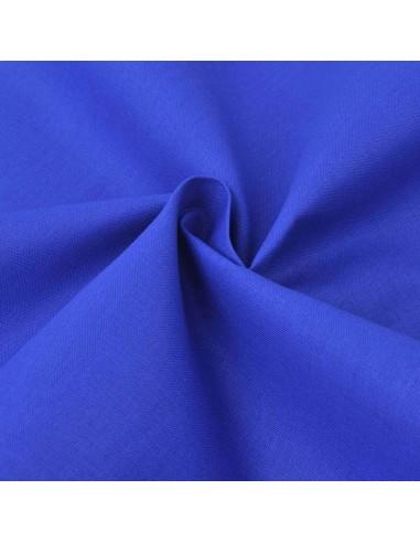 Medvilnės audinys, 1,45x20 m, mėlynas | Audinys | duodu.lt