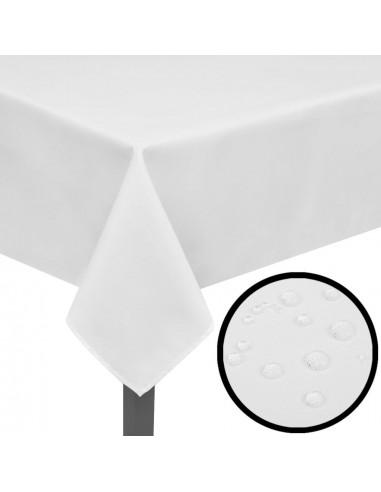 5 Staltiesės, Baltos, 170 x 130 cm  | Baldų Užvalkalai | duodu.lt