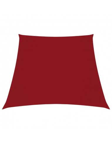 Uždanga nuo saulės, raudonos spalvos, 4/5x3m, oksfordo audinys | Lauko Skėčiai Ir Tentai | duodu.lt