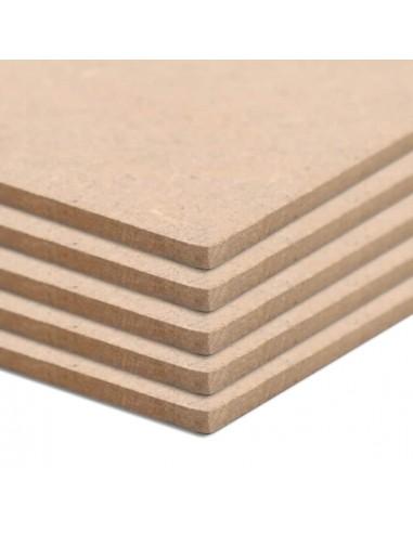 MDF plokščių lakštai, 4vnt., 60x60cm, 12mm, kvadratiniai | Medžiagos dailiesiems darbams | duodu.lt