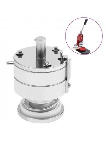 Pakeičiama forma ženkliukų gaminimo aparatui, 37mm | Formelės rankdarbiams | duodu.lt