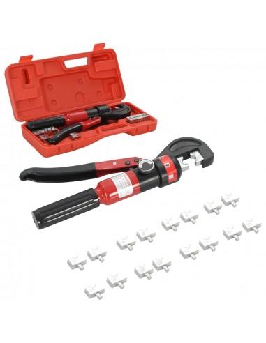 Hidraulinės presavimo replės, 4-6-8-10-16-25-35-60 mm² | Plokščiareplės | duodu.lt