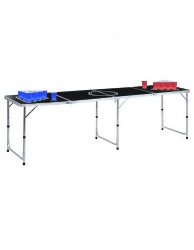 Sulankstomas Beer Pong žaidimo stalas, 240cm   Beer pong stalai   duodu.lt