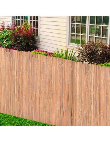 Tvoros, 2vnt., 100x400cm, bambukas (2x140390)   Tvoros Segmentai   duodu.lt