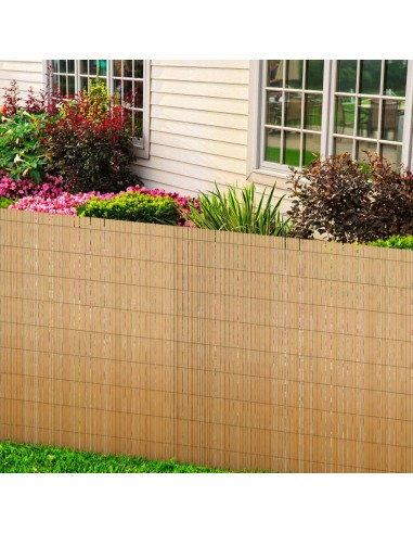 Nendrių tvoros, 2vnt., 150x500cm (2x140394)   Tvoros Segmentai   duodu.lt