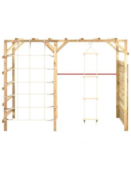 Sulankstomas stalo futbolo stalas, 121x61x80cm, rudas | Stalo Futbolo Stalai | duodu.lt