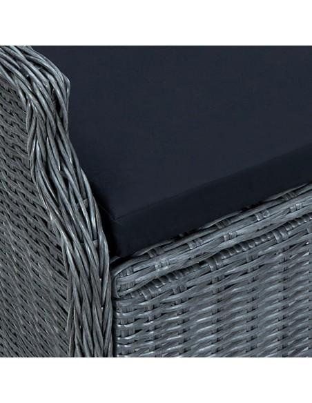 Pripučiamas čiužinys su pagalve, tamsiai žalias, 130x190cm | Miegojimo kilimėliai | duodu.lt