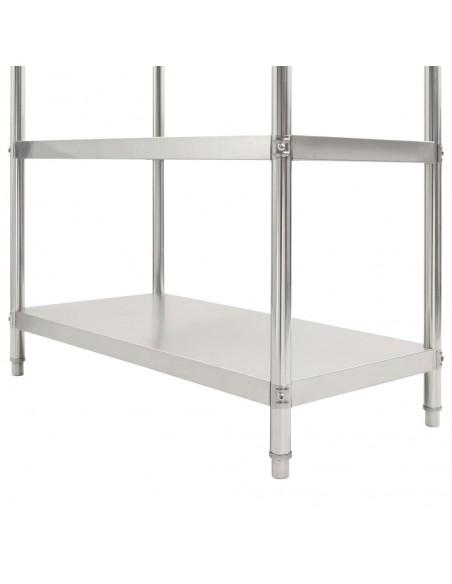 Biuro spinta su 3 stalčiais, pilka, metalas  | Dokumentų spintos | duodu.lt
