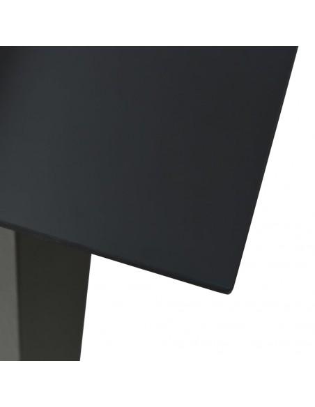 Valties bortų apsaugos, 4vnt., juodos spalvos, 41x11,5cm, PVC | Inkarai ir prieplaukų sistemos | duodu.lt