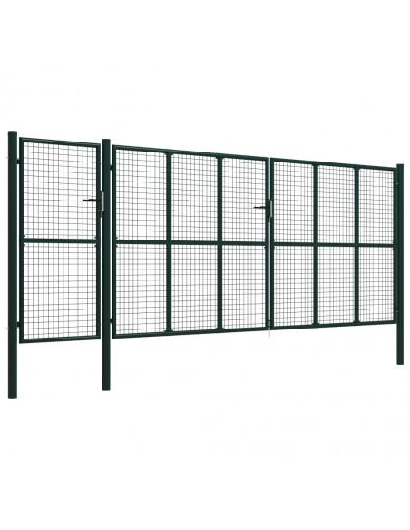 Persirengimo spintelė, 3 skyrių, plieninė, 90x45x180 cm, pilka | Garderobo ir biuro spintelės | duodu.lt